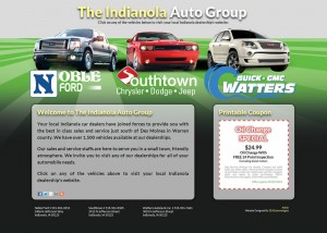 The Indianola Auto Group
