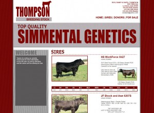 Thompson Breeding Stock