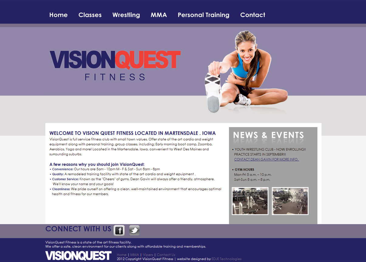 visionquest fitness by edje blogs