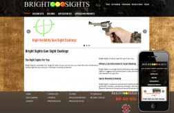 Bright Sights Gun Sight Coatings