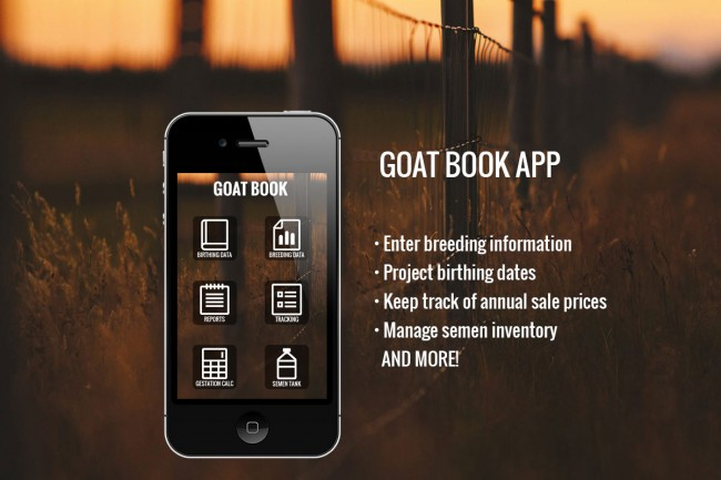 Goat Book mobile app – a digital record keeper by EDJE Blogs
